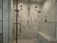Shower remodel University Place