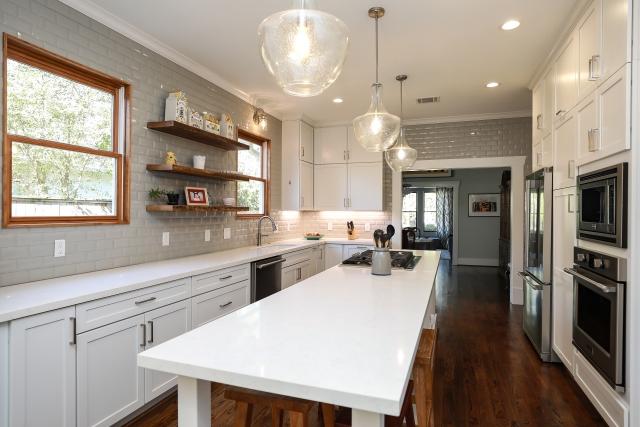 Woodland Heights Kitchen
