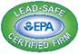 Lead Free Safe Certified Firm EPA Logo